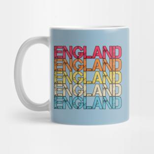 United Kingdom Mug Distressed Flag Gift Vintage British Expat Country