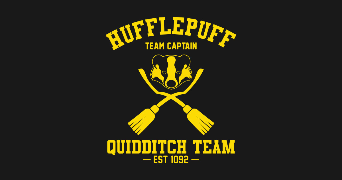 Hufflepuff Quidditch Team by lightningdesign