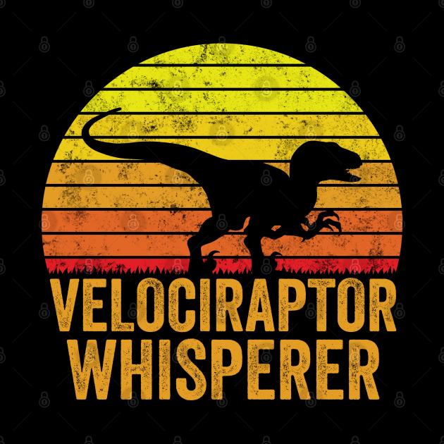 Velociraptor Whisperer
