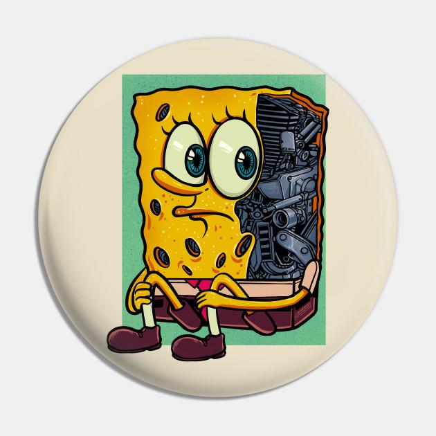 Mecha Sponge