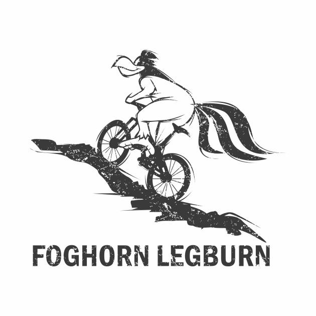 Foghorn Legburn Mountain Biker MTB