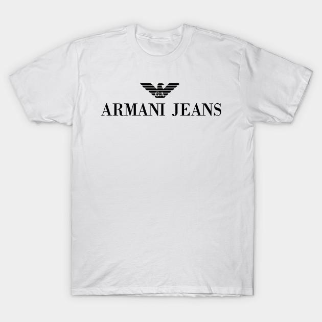 dccac5d2 Armani Jeans - Armanijeans Armanifashionflanelhatmenswoman - T-Shirt ...