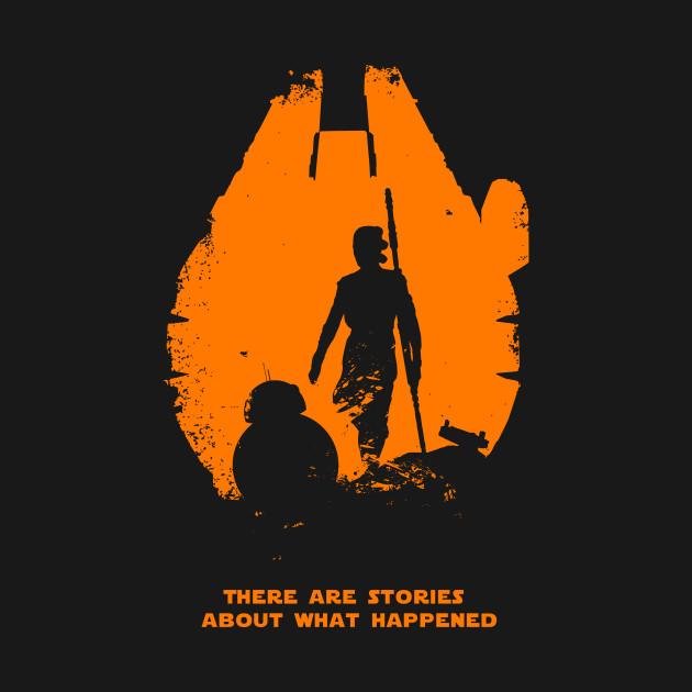 Star Wars VII - Rey's Quote