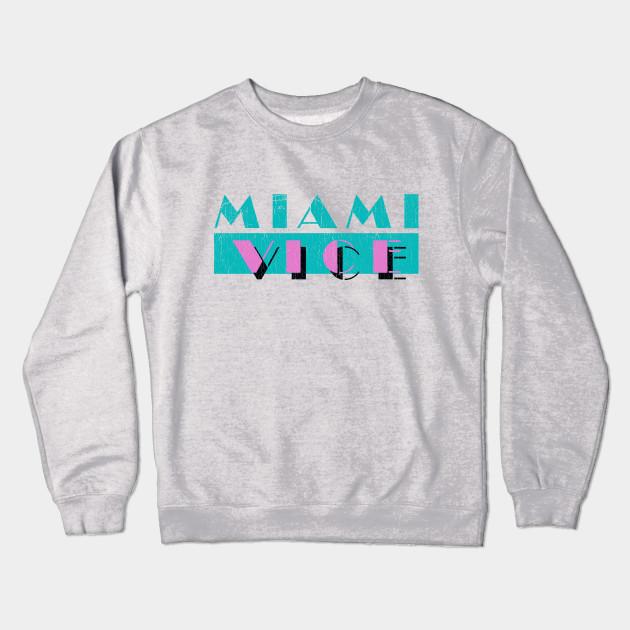 02dadc673 Miami Vice - Miami Vice - Crewneck Sweatshirt   TeePublic