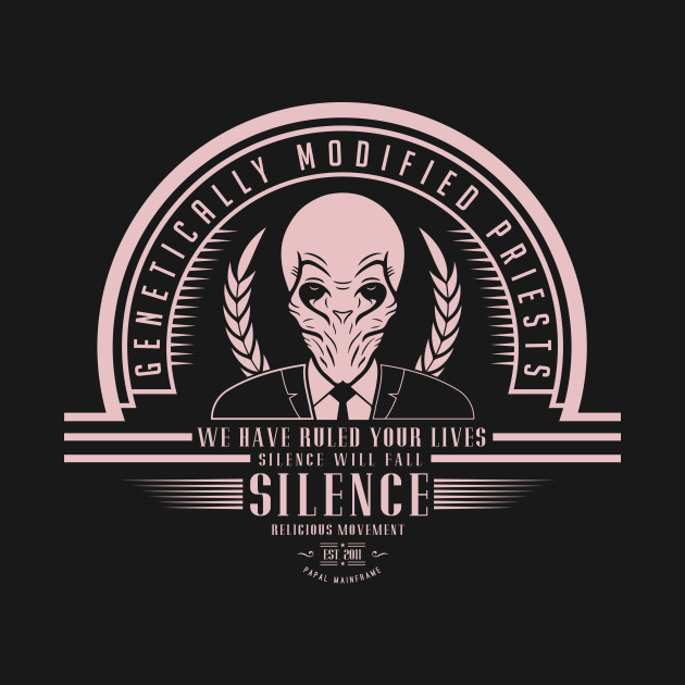 Silence T-Shirt thumbnail