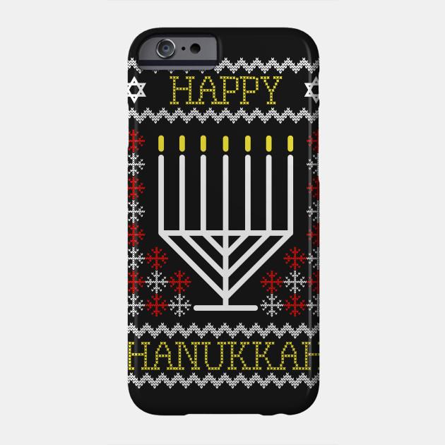 Happy Hanukkah Ugly T Shirt for Men & Women