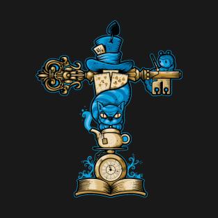 Wonderland Totem t-shirts