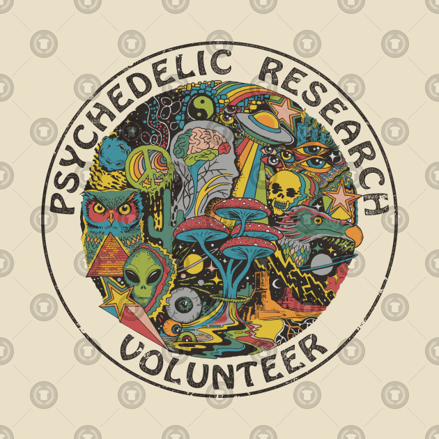 Psychedelic Research Volunteer