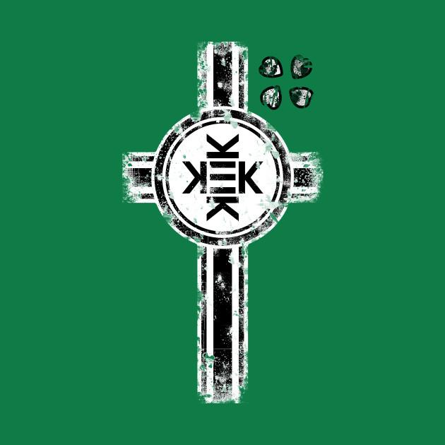 Kekistan Flag Worn
