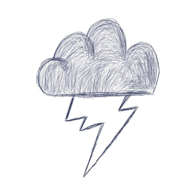 Thundersketch - Blue