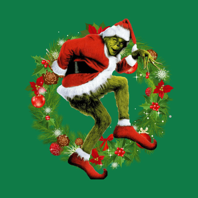 Christmas Grinch.Grinch Stole Christmas