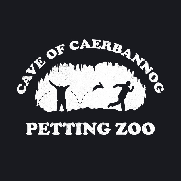 Cave of Caerbannog Petting Zoo