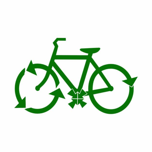 reduce reuse recycle bike