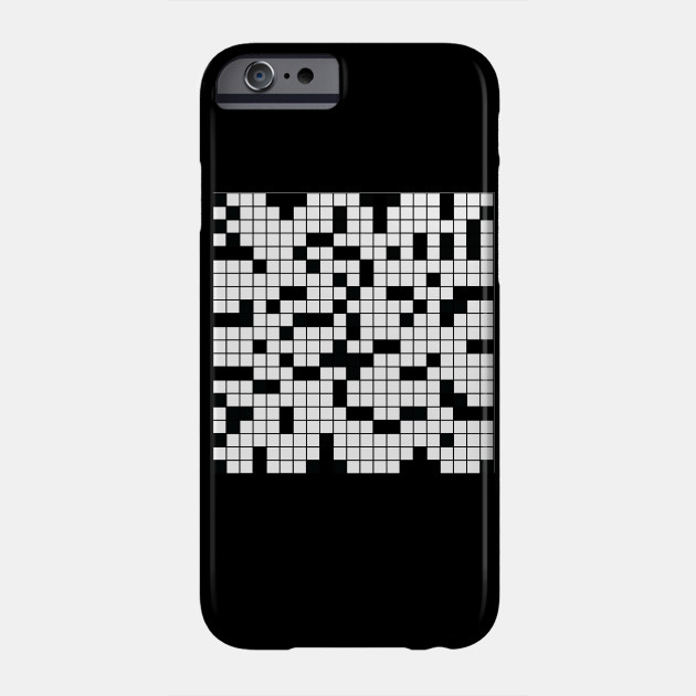 Tasse And Sweats Crossword Clue Crossword Clue Etui Na Telefon Teepublic Pl