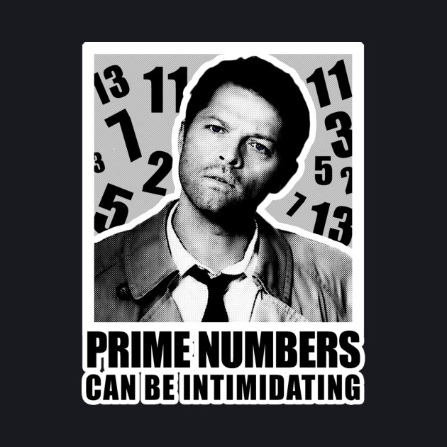 Prime Numbers are Intimidating