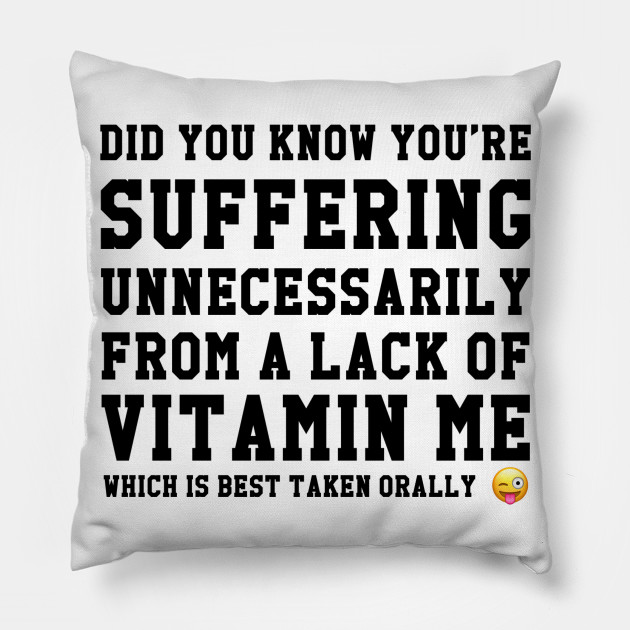 Fancy Some Vitamin Me