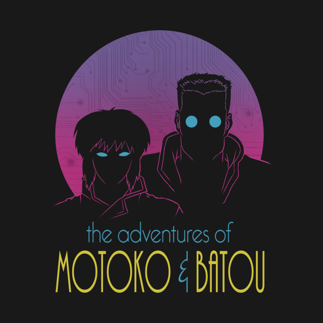 Cyborg Adventures T-Shirt