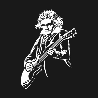 Beethoven Rock ! t-shirts