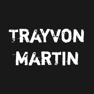 bd595f7f7ad Justice For Trayvon Martin T-Shirt