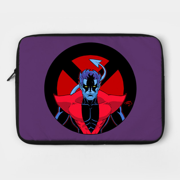 Nightcrawler 'X Series' X-Men Shirt Wolverine Deadpool Marvel Comics