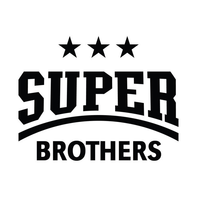 Super Brothers (Black)