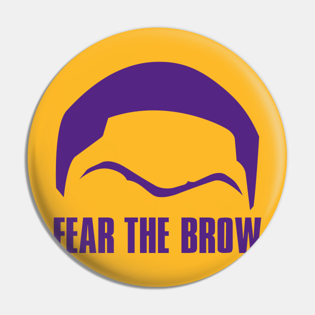 Anthony Davis Fear The Brow Lakers