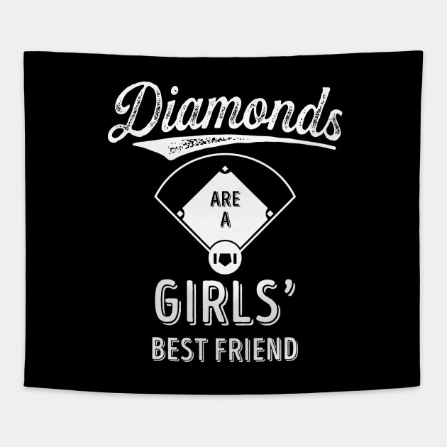 'Diamonds Are A Girls Best Friend' Awesome Sport