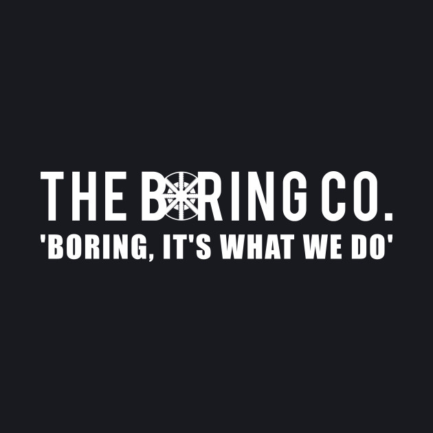 The Boring Co.