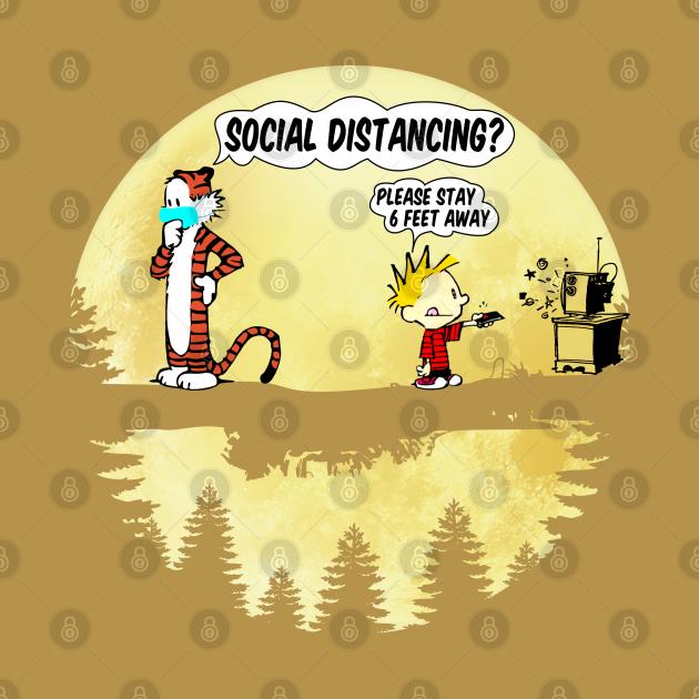 social distancing - no worries