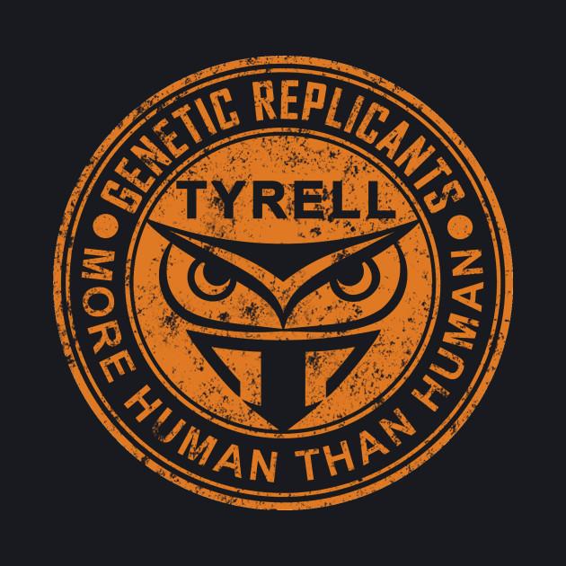 TYRELL CORPORATION (blade runner) grunge