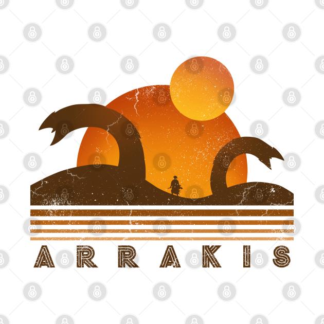 Arrakis (Aged)