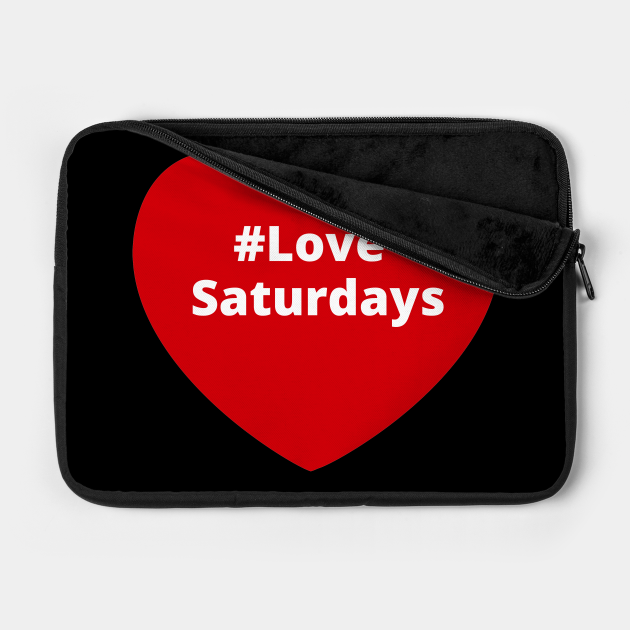 Love Saturdays - Hashtag Heart