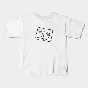 13bdfeeea Navi navigation system street in the coach Kids T-Shirt