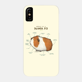 separation shoes 93eb9 5dd8a Guinea Pig Phone Cases - iPhone and Android | TeePublic