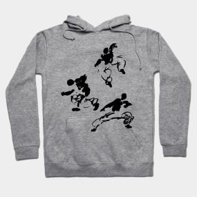 bd28f2cd Bruce Lee Silhouette Martial Arts Sport-Kapuzenpullis & -Sweatshirts Mens  Hoodie Enter The Dragon Herrenmode