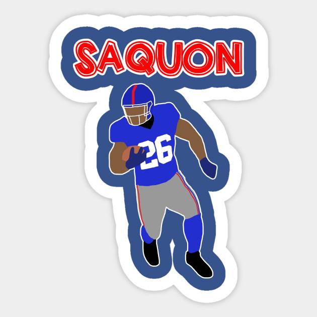 reputable site f4aeb eb5cc Saquon Barkley - New York Giants