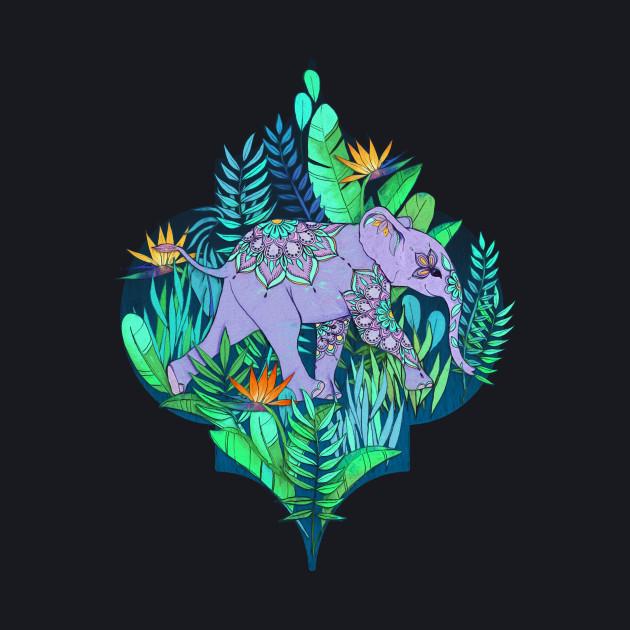 Little Elephant on a Jungle Adventure