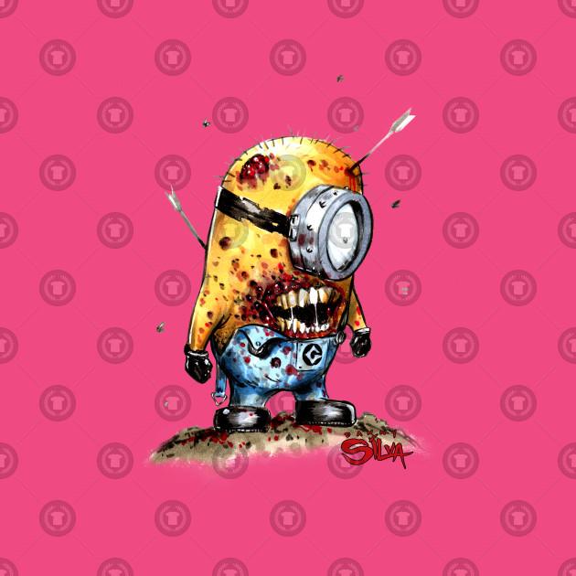 48 Koleksi Gambar Desain Kaos Gambar Zombie HD Gratid Untuk Di Contoh