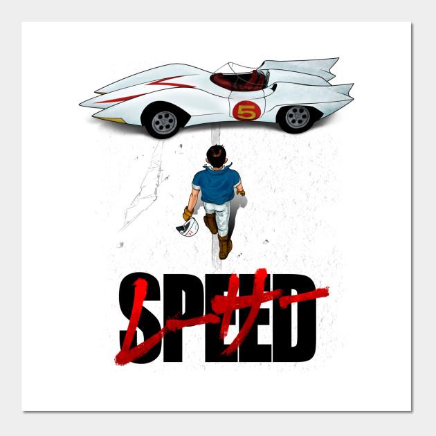 Well known Speed Racer - Movie - Wall Art | TeePublic UB93