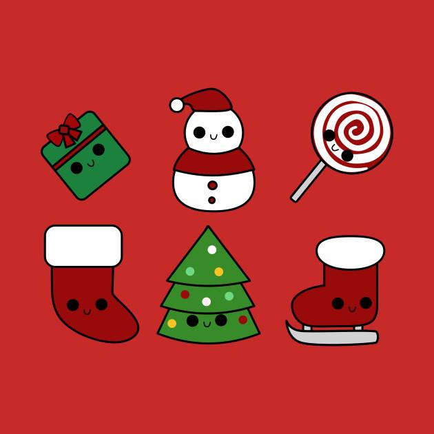 Kawaii Christmas.Christmas Kawaii