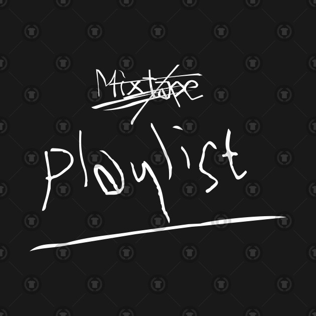 Rm Playlist Mono Black Bts Bts T Shirt Teepublic