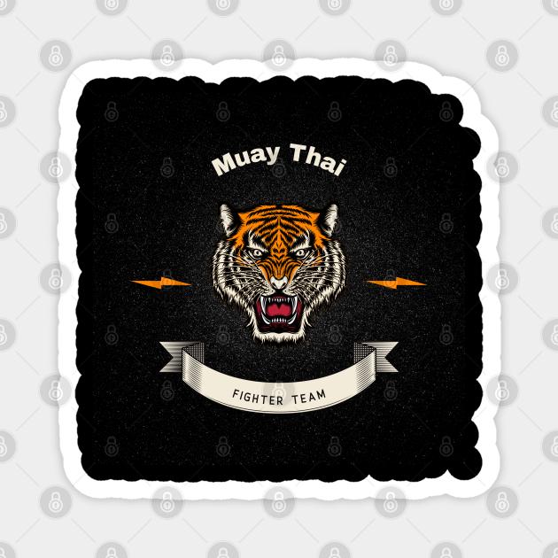Muay Thai Fighter Team