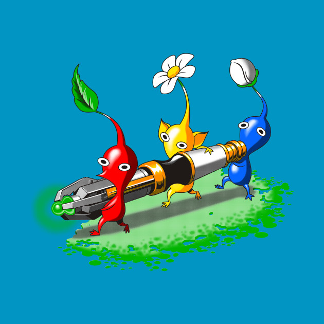 Pikmin Who