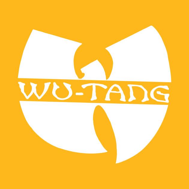 Wu Tang Clan Logo Design Parody T Shirt Teepublic