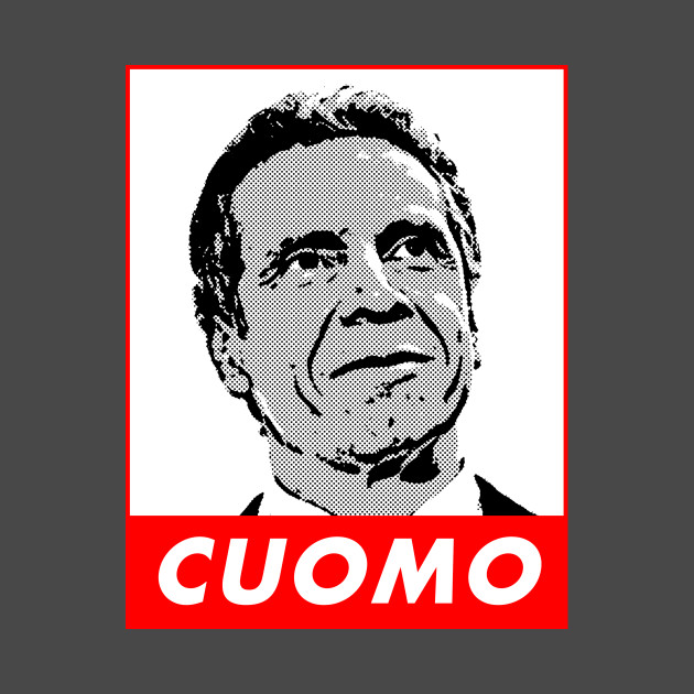 Cuomo (Obey style)