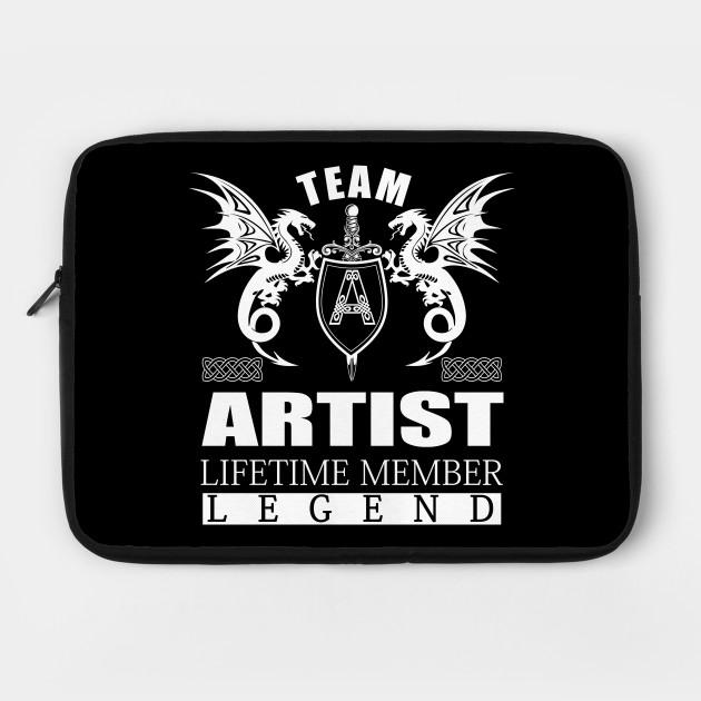 Team ARTIST Lifetime Member Legend