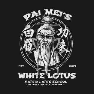 White Lotus t-shirts