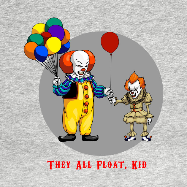 They All Float, Kid