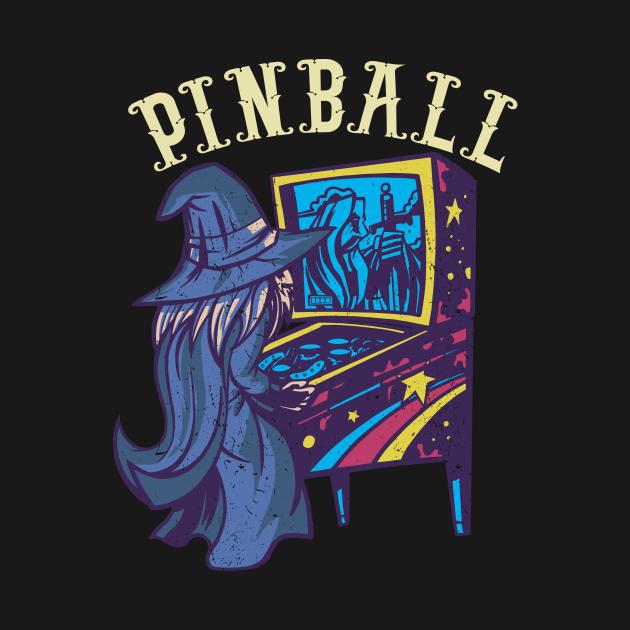Pinball Retro Gamer Gamer