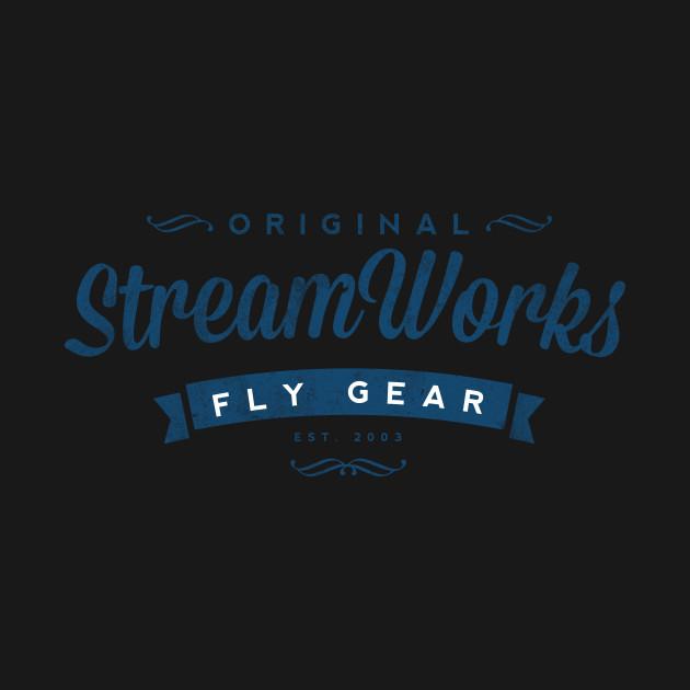 Retro StreamWorks Logo